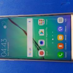 Samsung Galaxy S6 Edge - Telefon Samsung, Auriu, 32GB, Neblocat