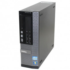Calculator Dell Optiplex 790 Desktop SFF, Intel Core i5 Gen 2 2400 3.1 GHz, 4 GB DDR3, 250 GB HDD SATA - Sisteme desktop fara monitor