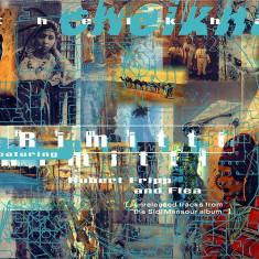 RIMITTI CHEIKHA (with ROBERT FRIPP & FLEA) - RIMITTI CHEIKHA, 1995 - Muzica Rock, CD