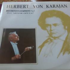 DISC VINIL  HERBERT VON KARAJAN