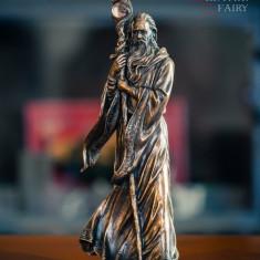 Statuetă bronz Magul Merlin - Sculptura