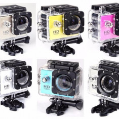 Go pro camera sport 1080 full hd 12mpx noua cu accesorii - Camera Video GoPro Full HD Hero 3