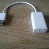 Placa de sunet 8.1 Channel SOUND usb placa sunet externa placa audio 8.1 USB 3D - Placa de sunet PC
