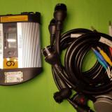 MB Star C4, SD Connect C4, full chip, UDS, 12/24V, Wifi, instalare gratuita soft - Interfata diagnoza auto