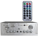 AMPLIFICATOR STEREO KARAOKE USB MP3/SD/BLUETOOTH - Amplificator audio