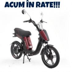 Tricicleta, electric pentru agrement, plimbari in statiuni ZT-18 TRILUX 2.0 - Moped