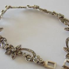 Bratara argint cu marcasite -2008