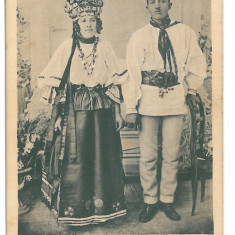 596 - Brasov, RUPEA, Ethnics - old postcard, CENSOR - used - 1917 - Carte Postala Transilvania 1904-1918, Circulata, Printata