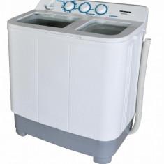 Masina de spalat semi-automata Heinner HSWM-65S, capacitate spalare 6.5 kg, capacitate centrifugare 4.6kg, 1000rpm, - Masina de spalat vase