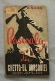 B. Mark RASCOALA DIN GHETTO-UL VARSOVIEI 1945