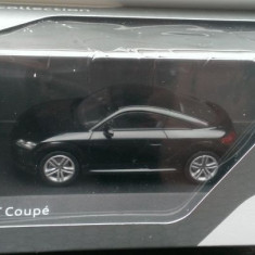 Macheta metal Audi TT Coupe 2014 - Kyosho noua, scara 1:43 - Macheta auto