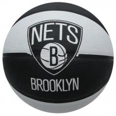 Oferta! Minge baschet Spalding NBA Brooklyn Nets - originala