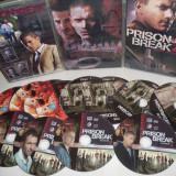 Prison Break 2005 2009 4 sezoane DVD - Film serial Altele, Crima, Romana