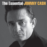 Johnny Cash The Essential Johnny Cash LP (2vinyl)