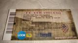 Bilet meci fotbal -  CFR Cluj - Jagodina - Europa League