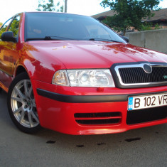 Skoda Octavia 1 VRS, An Fabricatie: 2001, Benzina, 210218 km, 1800 cmc