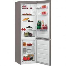 Combina frigorifica WHIRLPOOL BLF8121OX, clasa de energie A+, capacitate neta 339l (228 + 111),