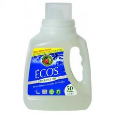ECOS - detergent lichid super concentrat fara miros, 1.5 l/50 spalari