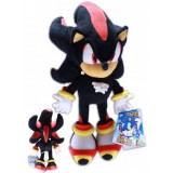 Sonic The Hedgehog, Jucarie Plus Shadow 30 cm - Figurina Desene animate