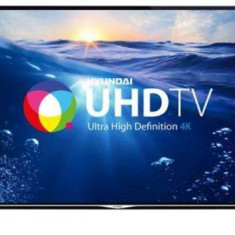 Televizor Hyundai, ULS49TS298SMART, SMART, wifi, DVB-C/T/T2/S2, UHD, LED, 125 cm - Televizor LED