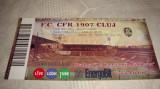 Bilet meci fotbal - CFR Cluj - Slovan Liberec - 01. 08. 2012 - Champions League