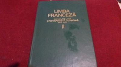 LIMBA FRANCEZA - MANUAL DE LIMBA SI CORESPONDENTA COMERCIALA ANII III-IV foto