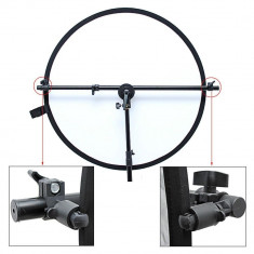Suport brat sustinere blenda foto - Holder Bracket Stand intre 20-170cm - Echipament Foto Studio