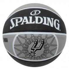 Oferta! Minge baschet Spalding NBA San Antonio Spurs - originala