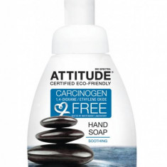 Sapun Bio Attitude pentru maini, calmant, 295 ml