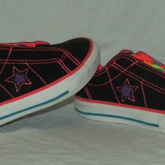 Tenisi copii CONVERSE ONE STAR - nr 29, Culoare: Din imagine, Fete