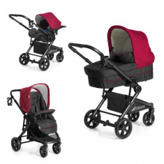 Set Carucior Atlantic Plus Trio Set Tango - Carucior copii 2 in 1 Hauck