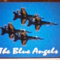 ZBOR DEMONSTRATIV BLUE ANGELS PENSACOLA, FLORIDA - ILUSTRATA CIRCULATA CP1