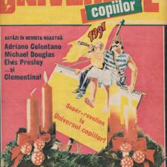 Universul copiilor nr. 49-50/1990 - Reviste benzi desenate