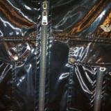 Geaca armani import italia - Geaca barbati Emporio Clubbing, Marime: XL/XXL, Culoare: Negru
