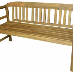 Banca din lemn masiv HECHT ROSE - Banca de gradina