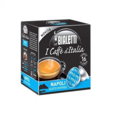 Capsule Bialetti Napoli cutie 16 - Capsula cafea