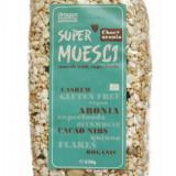 Supermuesli cu Aronia si miez din boabe de cacao BIO 250 g