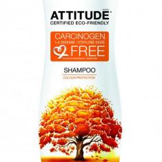 Sampon Bio Attitude pentru protectia culorii, 355 ml