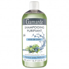 Sampon antimatreata natural Gamarde