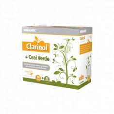 Pachet - Clarinol 30cps+Ceai Verde 30cps Walmark - Supliment nutritiv