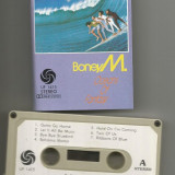A(01)  Caseta audio- Boney M - Oceans Of Fantasy, Casete audio