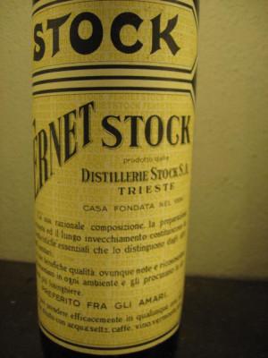 STOCK TRIESTE FERNET,  c l.70 gr. 28 rare 1950/60 foto