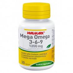Omega 3,6,9 1200mg 60cps N.B. Walmark