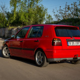 Tanara nemtoaica de 21 ani (VW Golf 3) nervoasa, sportiva si cu trapa, An Fabricatie: 1996, Benzina, 236000 km, 1600 cmc