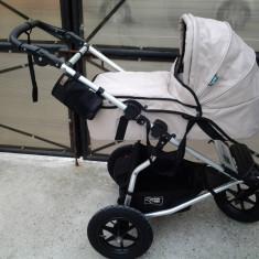 Mountain Buggy, carucior landou copii 0 - 12 luni - Carucior copii 2 in 1 Altele, Altele