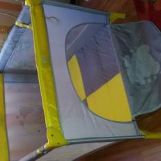 Tarc bebe lorelli - Tarc de joaca Bertoni, Gri