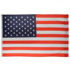 Oferta! Steag Statele Unite Ale Americii SUA USA - dimensiuni 153 x 93 cm - Steag fotbal