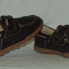 Pantofi copii TWIN PASS - nr 29, Culoare: Din imagine, Baieti, Piele naturala