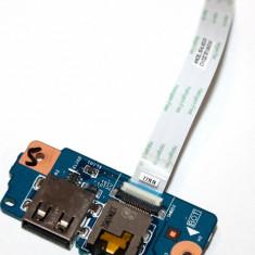 Port USB + Audio Laptop Acer Aspire V5 48.4LK15.011 - Carcasa laptop