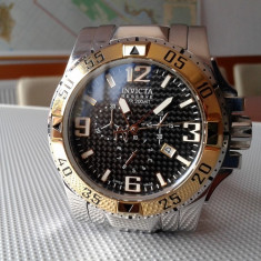 Ceas INVICTA Reserve - Swiss Made - Ceas barbatesc Invicta, Quartz